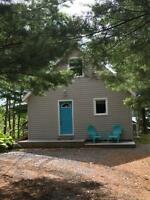 Two bedroom waterfront cottage for rent