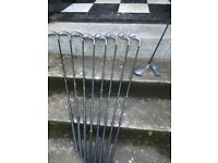 MacGregor MGX full golf club set + bag