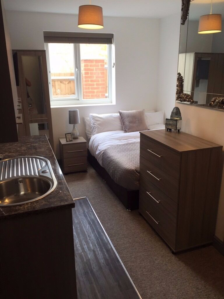 Hotel Style Studio Flats Available to Rent