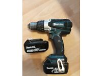 MAKITA 18V DRILL/DRIVER 2 X BATTERIES
