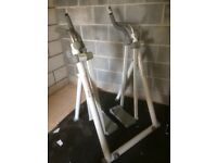 Gravity Walker low impact exercise machine