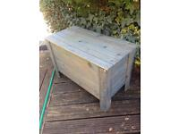 Wooden toy box / storage