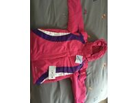 BNWT Girls age 11-12 ski jacket and salopettes