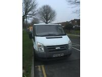 Ford transit great runner few minor faults with body work nothing major selling due to upgrade