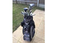 Full Golf Set of Wilson Golf Clubs and Bag