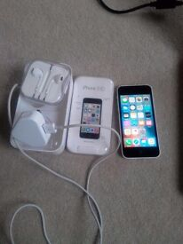 iPhone 5C 16 GB Very Good Condition For Sale