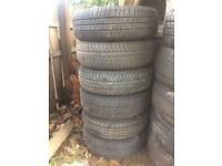 5 x 165 65 14 tyres