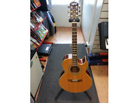 Epiphone Skunk Baxter Signature Acoustic Electric Cutaway