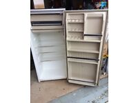 Old fridge for sale, a little shabby but in good working order