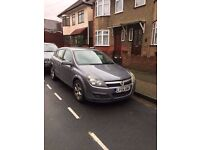 QUICK SALE VAUXHALL ASTRA 1.4LTR PETROL CHEAP INSURANCE.