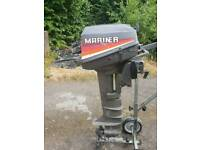 Mariner 8hp outboard boat engine