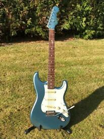 2016 Lake Placid Blue Classic Vibe Stratocaster