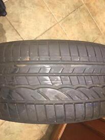 Dunlop SP Sport tyre
