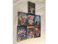 Disney DVD bundle Tangled, frozen