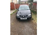 SEAT IBIZA 1.4 1 OWNER FROM NEW FULL 12 MONTH MOT 48k cheap