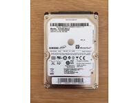 "Samsung Spinpoint 500GB 2.5"" Internal HDD (ST500LM012) SATA"