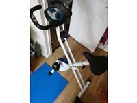Davina magnetic resistance exercise bike