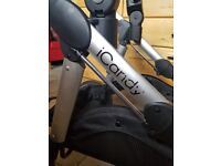 Icandy apple 2 pear travel system