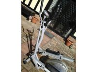 Carl Lewis Crosstrainer in very good condition hardly used .
