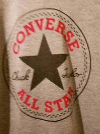 Converse hoodie large boys
