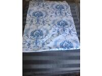 Dorma 'toile blue' dunelm curtains