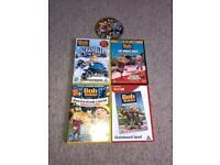 Bob the builder DVDs