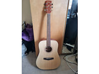 Ibanez guitar for sale - Ibanez PF10-OPN Open Pore Natural