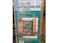 Wickes Garden Gate Kit Unused