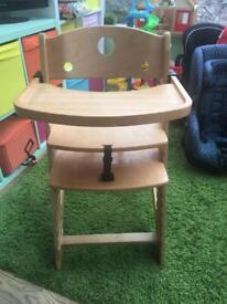 Special tomato high Chair