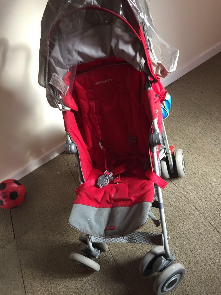 Maclaren push chair for sale
