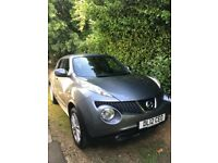 Nissan Juke, 1.5 deisel, leather,sat nav,Bluetooth, reverse camera, adjustable mirrors, heated seats