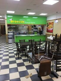 Brand new Restaurant for quick sales all fitted and certificated