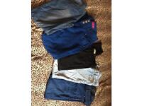 Bundle of women's jeans size 14