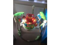 Jumperoo perfect condition