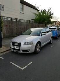 Audi a3 Sportback 1.8tfsi 160BHP Great condition low mileage