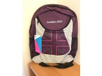 London 2012 Challenger Daysack - Burgandy, 16 lt Brand new. Nice memento