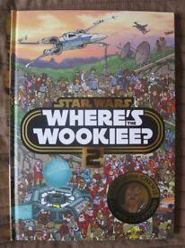 BRAND NEW Where's Wookie 2 (Star Wars) book