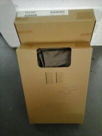 brand new/boxed set of Ikea Ektop light brown 2 seat sofa covers, Bargain £65 each set