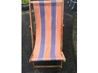 Deck Chair Why hire when you can buy