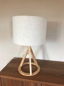 Stylish John Lewis lamp
