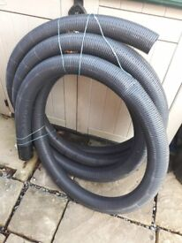 Perforated Drainage Pipe