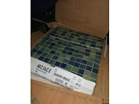 Mosaic tile left overs (23mmx23mm) 3.3 sheets left