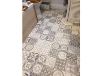 Bathroom Tiles (to cover just under 2m sq)