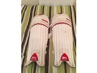 Slazenger Elite Xlite cricket batting pads