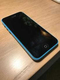 iPhone 5C 8GB Blue With Charger Fantastic Condition