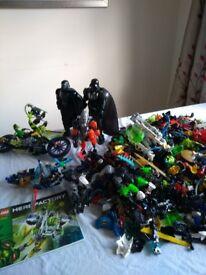 LEGO Hero Factory collection