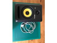 KRK Rokit 5 G3 Powered Monitor Speaker with replacement power cable