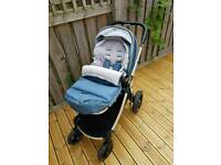 Mammas n pappas Ocarro push chair