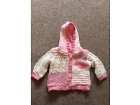 Knitted jacket from Next age 9-12 months