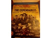 the xependables blu-ray